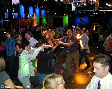 salsa club berlin Odsherred